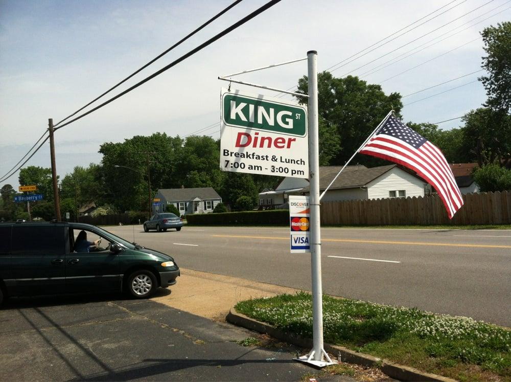 Hot Dog King Hampton Va