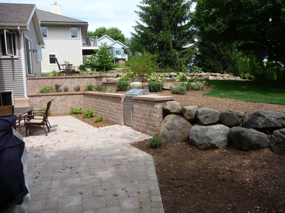 Cornerstone designs landscaping inc landscaping 2217 for Cornerstone design