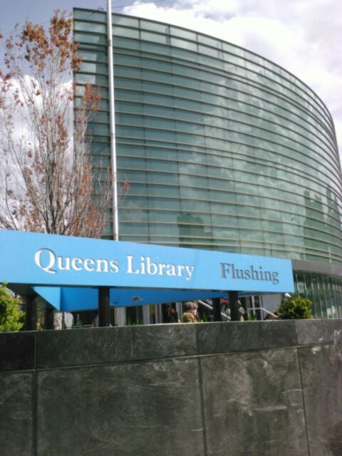 Queens Library | 41-17 Main St, Flushing, NY, 11355 | +1 (718) 661-1200