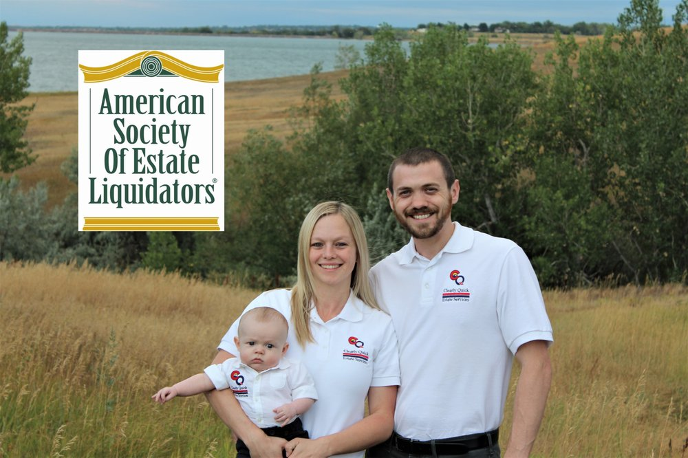 Clearly Quick Estate Services: 6412 Owens St, Arvada, CO