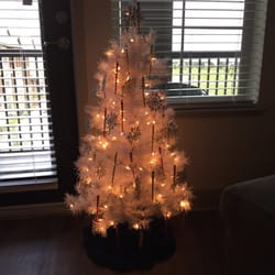 photo of walmart brandon fl united states our pre lit tree - Walmart Closed Christmas