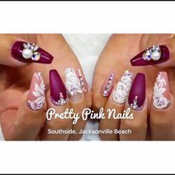 Pretty pink nails 37 photos nail salons 14054 beach blvd photo of pretty pink nails jacksonville beach fl united states prinsesfo Choice Image