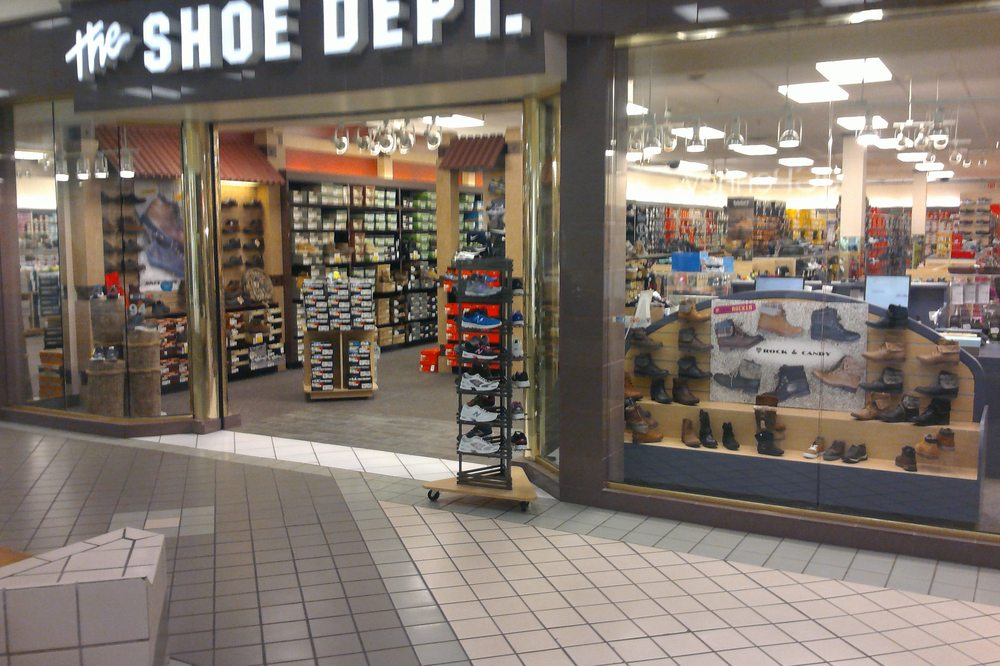 Shoe Dept.: 480 Mayberry Mall, Mount Airy, NC