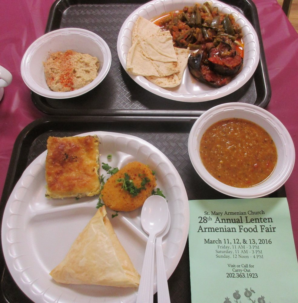 Armenian Food Festival Washington Dc