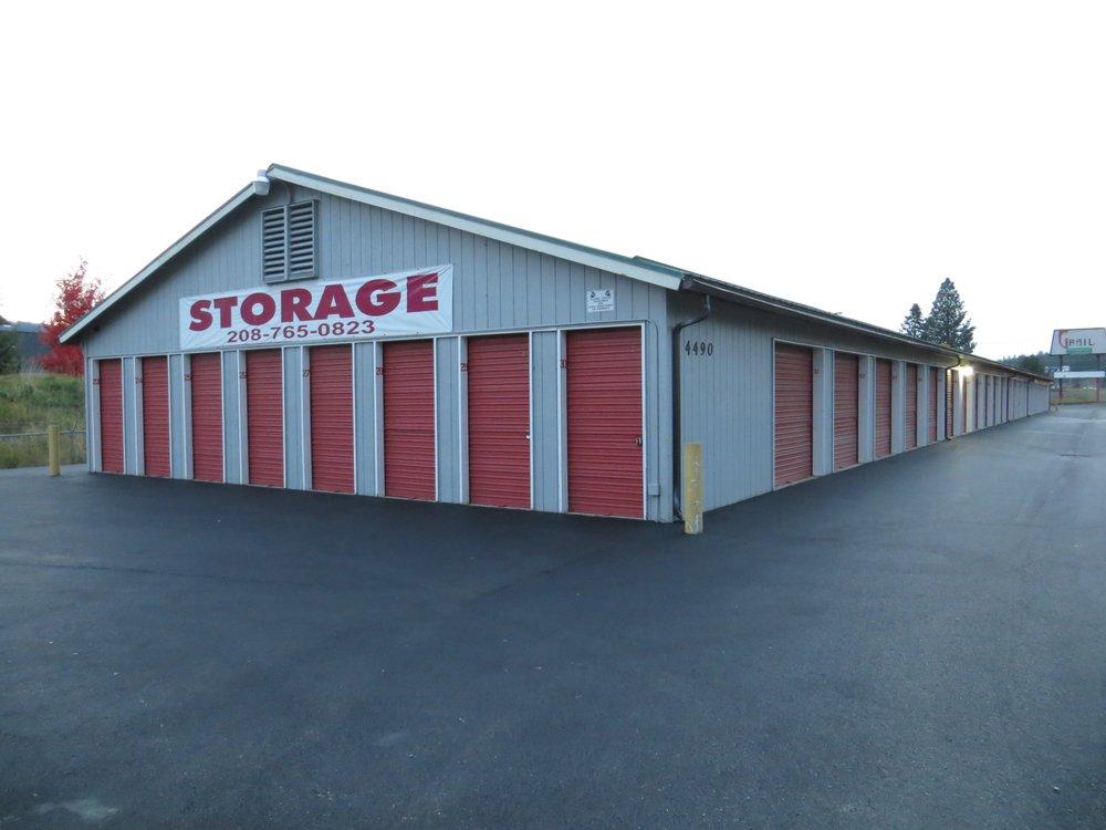 A&A Self Storage: 4490 W Seltice Way, Coeur D'alene, ID