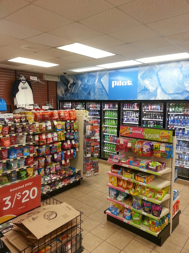 Pilot Travel Centers: 95 Free Henry Ford Rd, Madisonville, KY