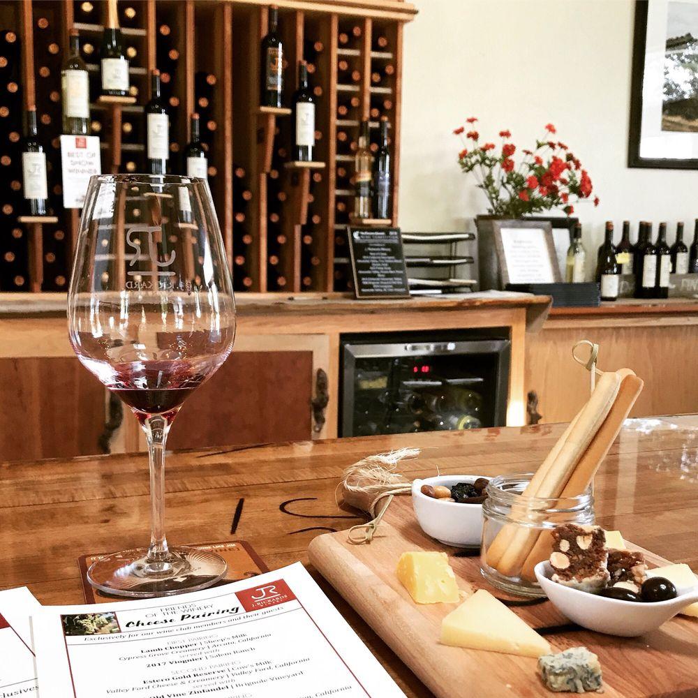 J. Rickards Winery: 24505 Chianti Rd, Cloverdale, CA
