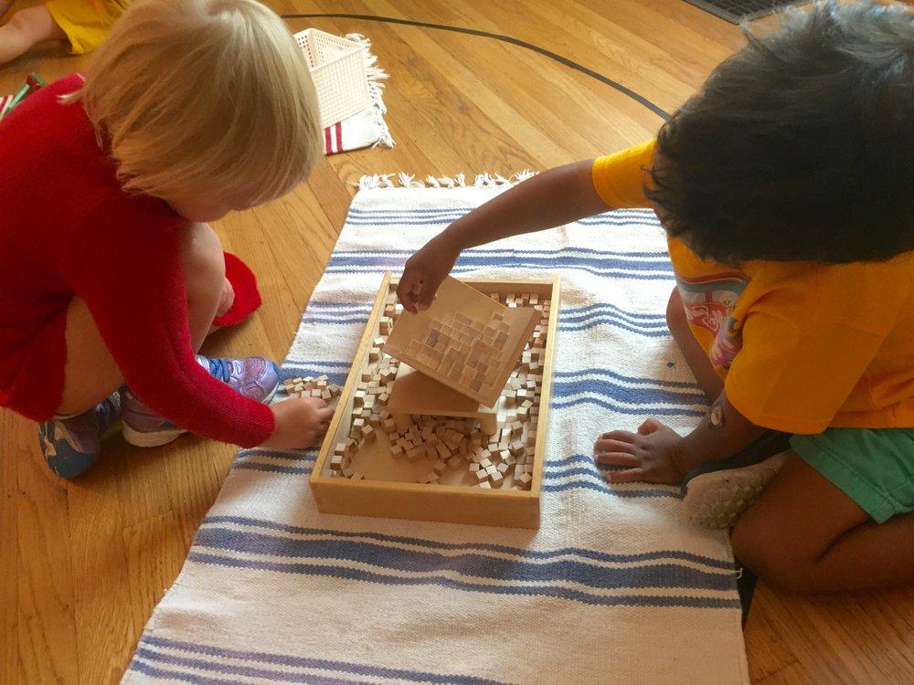 Learning Garden Montessori School Scuole Montessori 4226 S Lucile St Hillman City Seattle