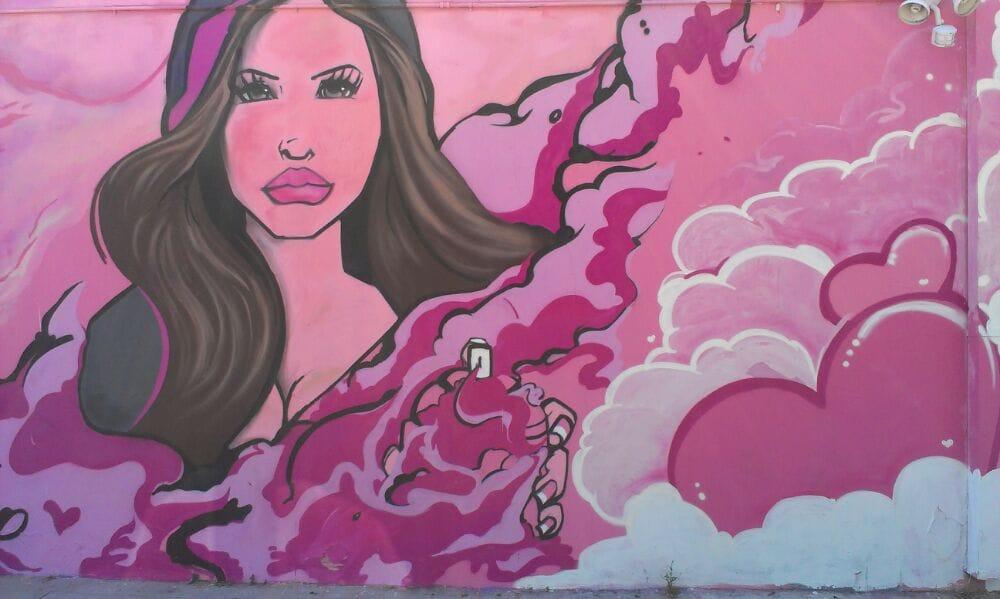 Lollipop: 7450 Melrose Ave, Los Angeles, CA
