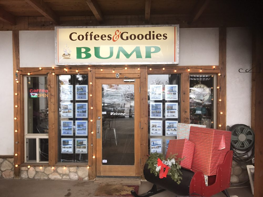 The Bump Coffee: 3375 Mountain View Blvd, Angel Fire, NM