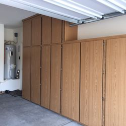 Photo Of Neilu0027s Garage Cabinets   Goodyear, AZ, United States. Love The  Finish