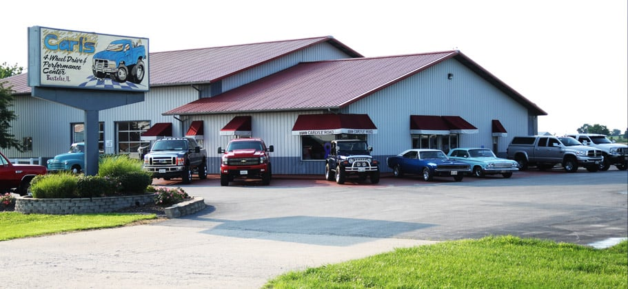 Carl's Four Wheel Drive & Performance Center: 1509 Carlyle Rd, Bartelso, IL