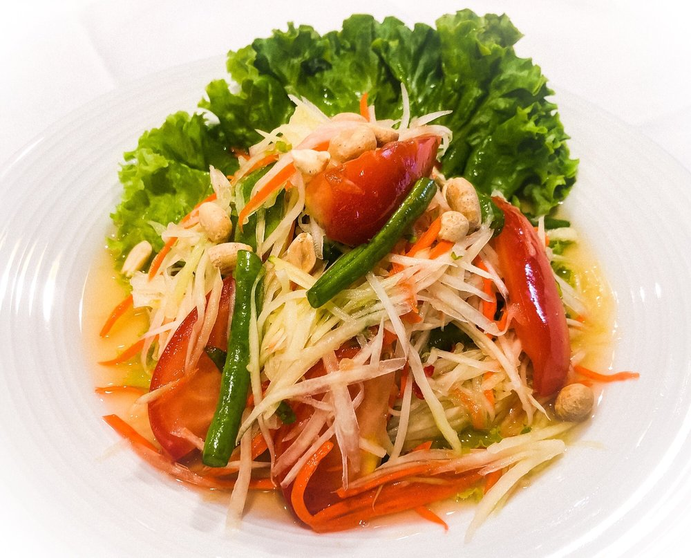 Food from Chaiya Thai Bistro