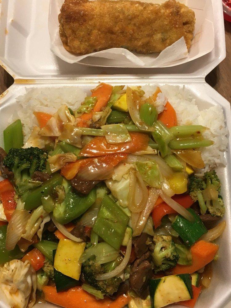 Chong's Carry Out: 113 N Main St, Royalton, IL