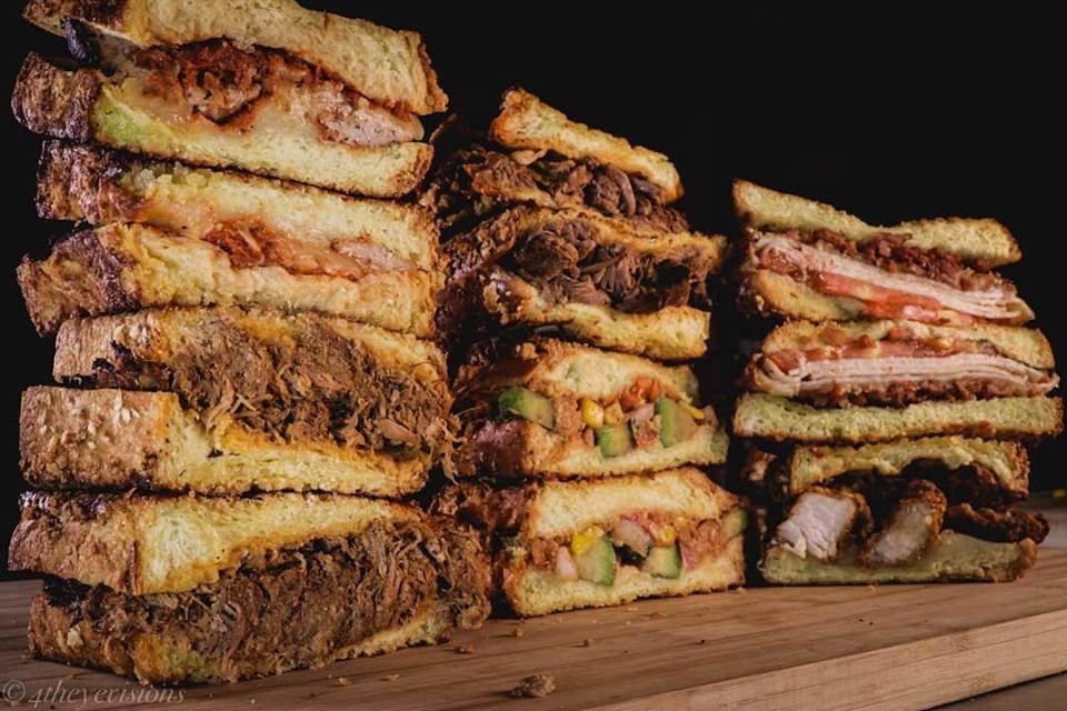 Stuf'd Food Truck: 178 Varick Ave, Brooklyn, NY