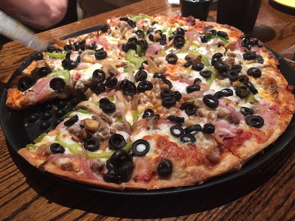 Brick Oven Pizza - Harrison: 814 US-62, Harrison, AR