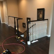 Exposed Plumbing Photo Of Lake Forest Handyman Ca United States Replacing Stairwell