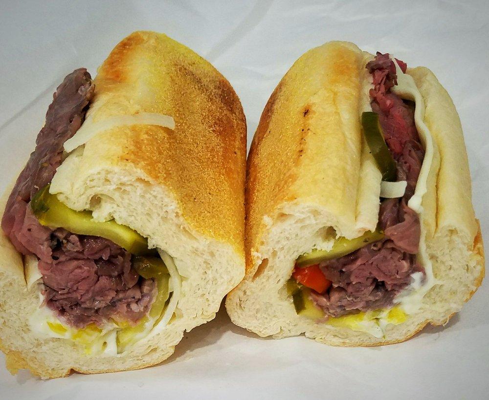 D'Best Sandwich Shop: 5201 N Dixie Hwy, Boca Raton, FL