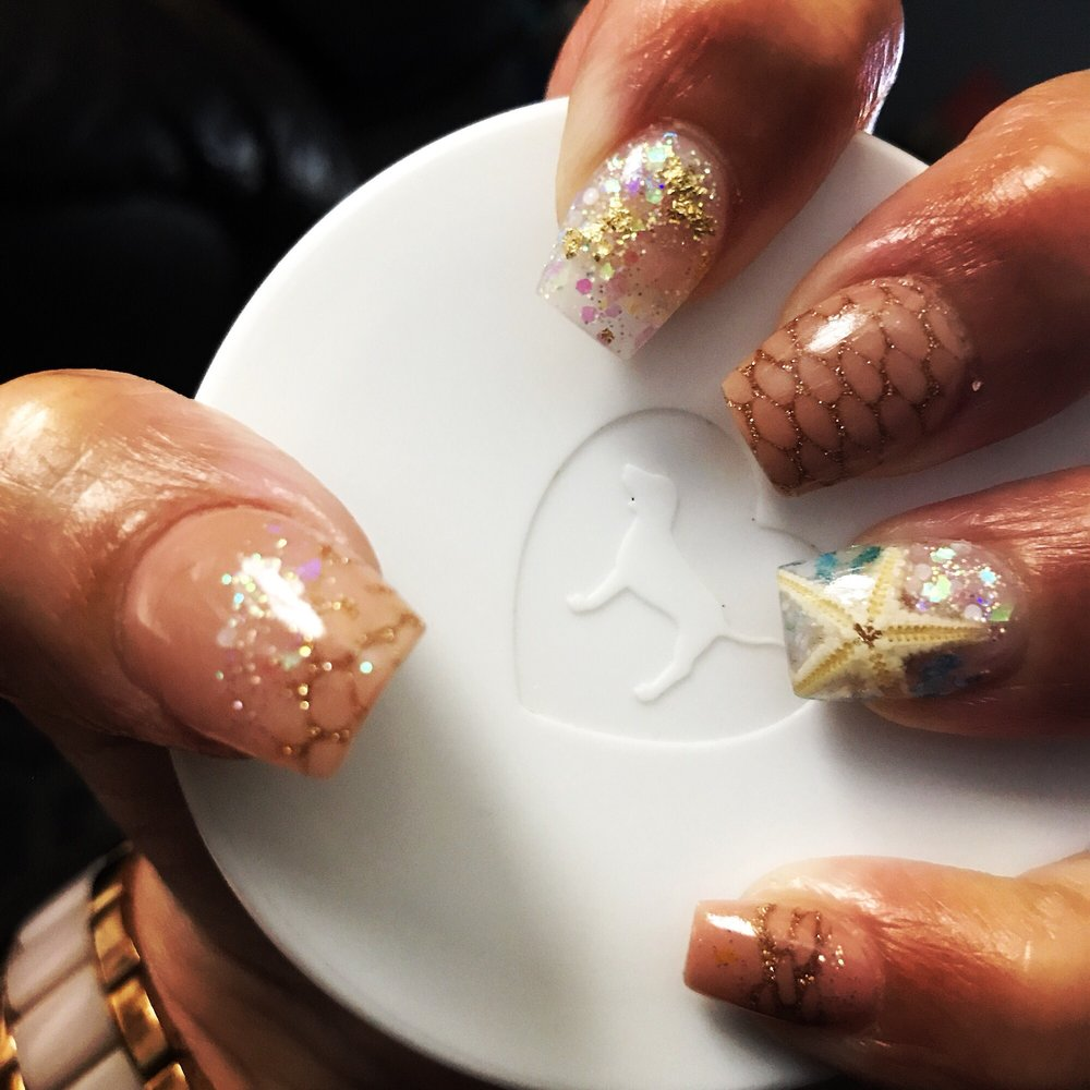 Photo Of Ling Nails Jacksonville Fl United States Sarah Did An Amazing