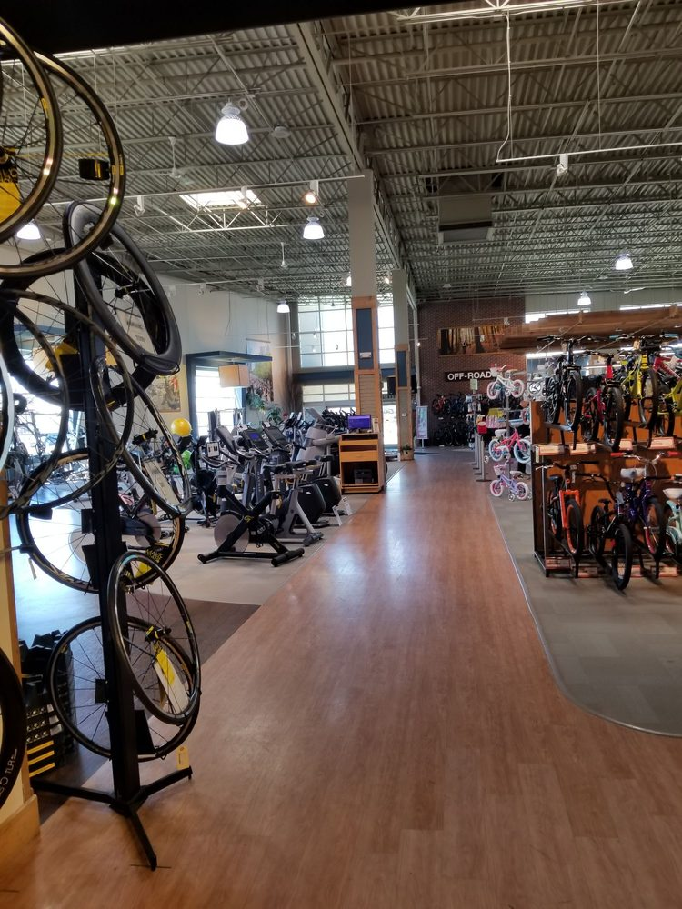 Bicycle Garage Indy & BGI Fitness