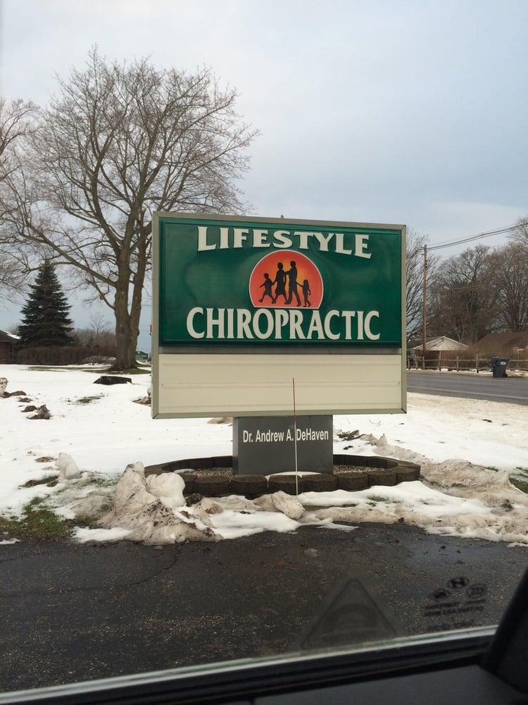 Lifestyle Chiropractic: 7652 Red Arrow Hwy, Watervliet, MI
