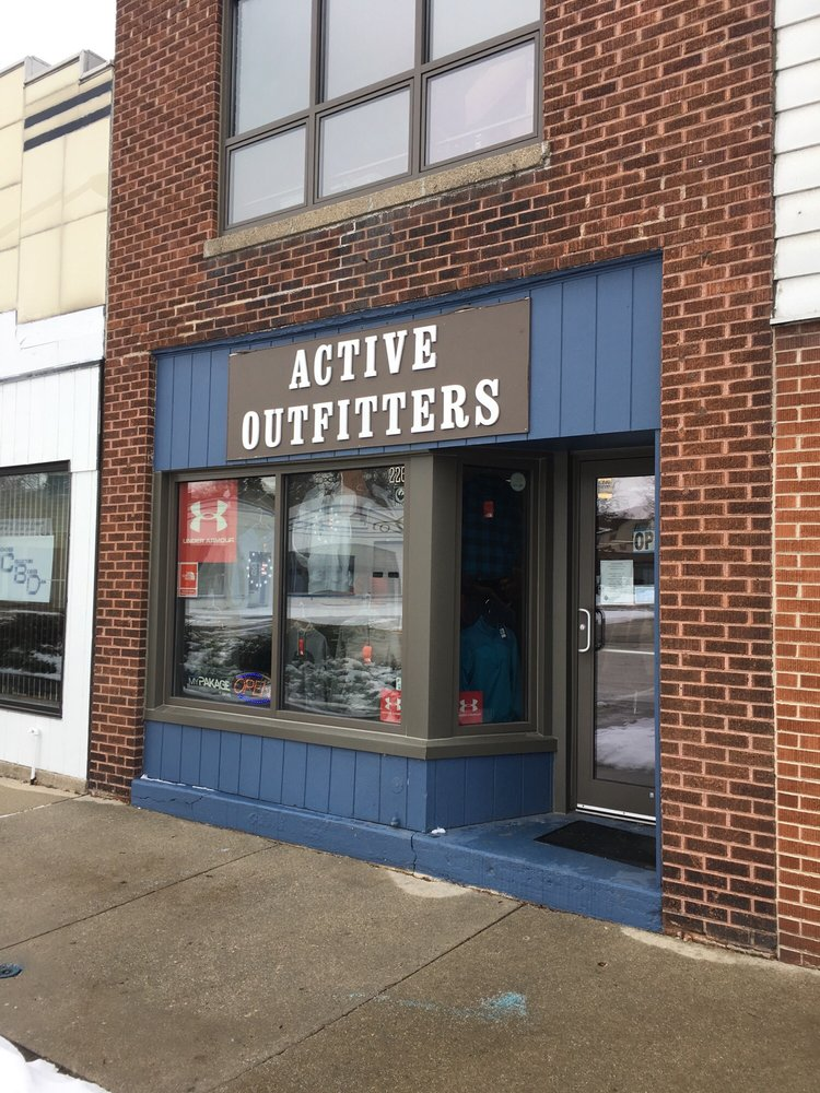 Active Outfitters: 226 South Spring St, Beaver Dam, WI