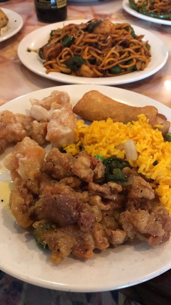 Yummy Grill & Buffet: 4221 W Bethel Ave, Muncie, IN