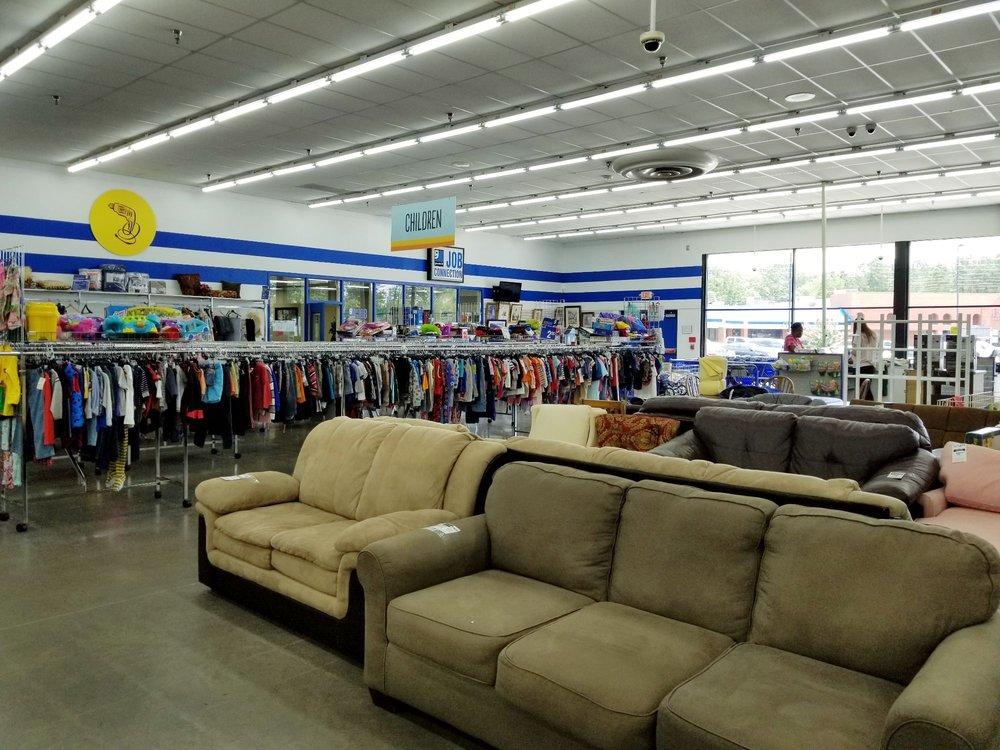 Goodwill Industries: 2736 Decker Blvd, Columbia, SC