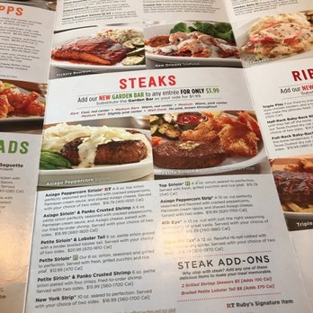 Ruby tuesday order food online 32 photos 40 reviews - Ruby tuesday garden bar and grill ...