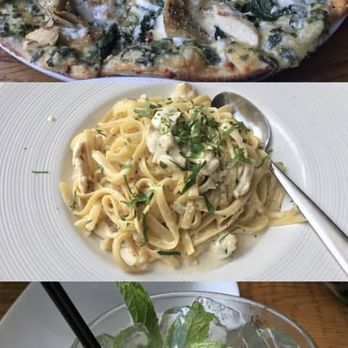 California Pizza Kitchen Garlic Cream Fettuccine california pizza kitchen - 1055 photos & 477 reviews - pizza