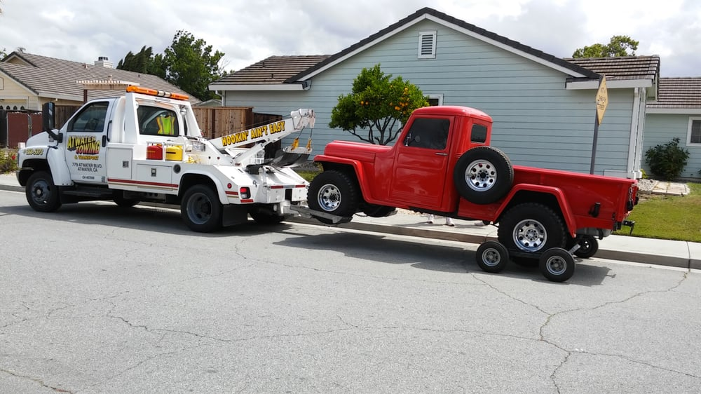 Atwater Towing & Transport: 779 Atwater Blvd, Atwater, CA