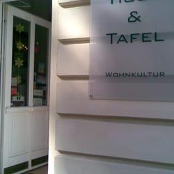 Tisch & Tafel - Bad & Küche - Sredzkistr. 57, Prenzlauer Berg ...