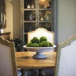 Photo Of Plaza Interiors   Redding, CA, United States. Elegant Cottage  Dining