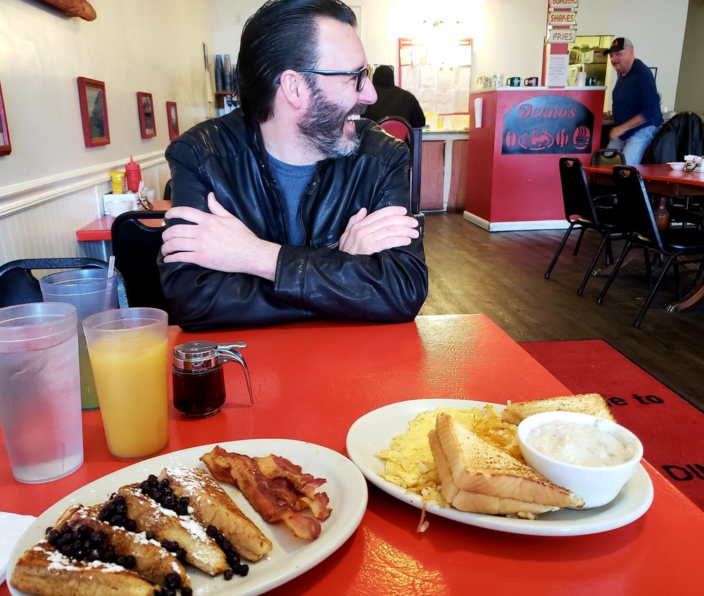 Deano's Diner: 202 W State, Ashley, IN