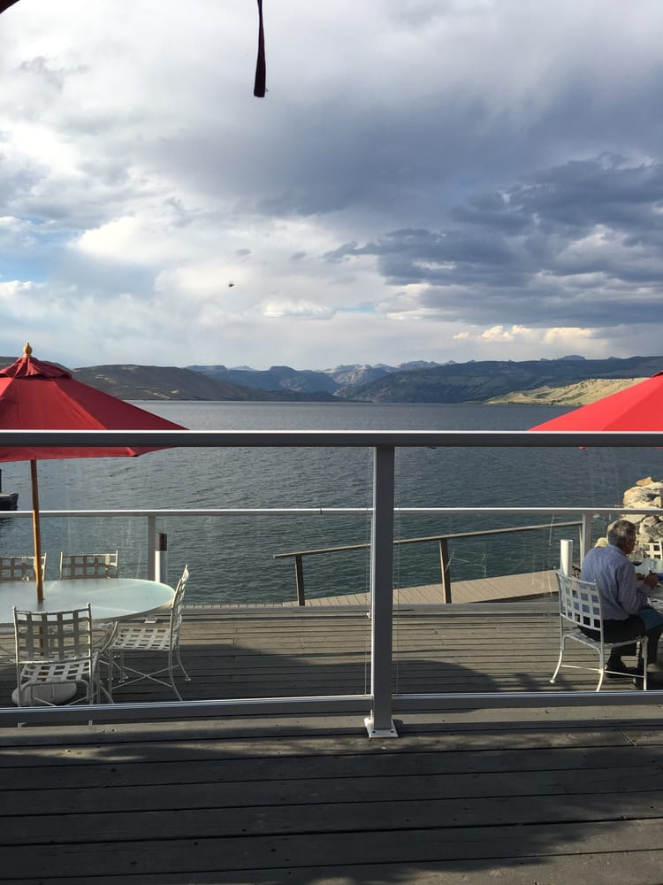 Half Moon Lake Lodge Restaurant: 208 Forest Service Rd, Pinedale, WY