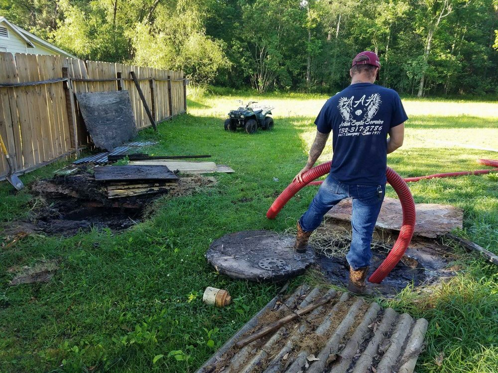 AAA Action Septic Service: 166 Campbell Acres Rd, Cleveland, TX