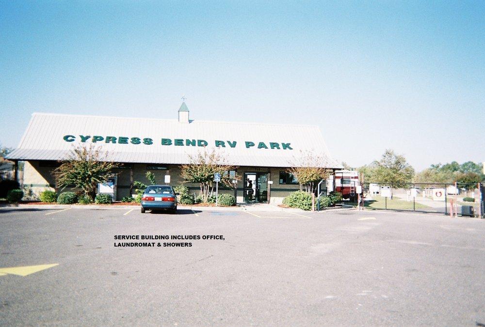 Cypress Bend Rv Park: 715 N Thompson Ave, Iowa, LA