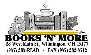Books 'n' More: 28 W Main St, Wilmington, OH
