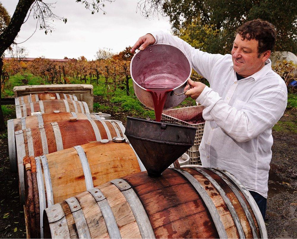 Charter Oak Winery: 831 Charter Oak Ave, St. Helena, CA