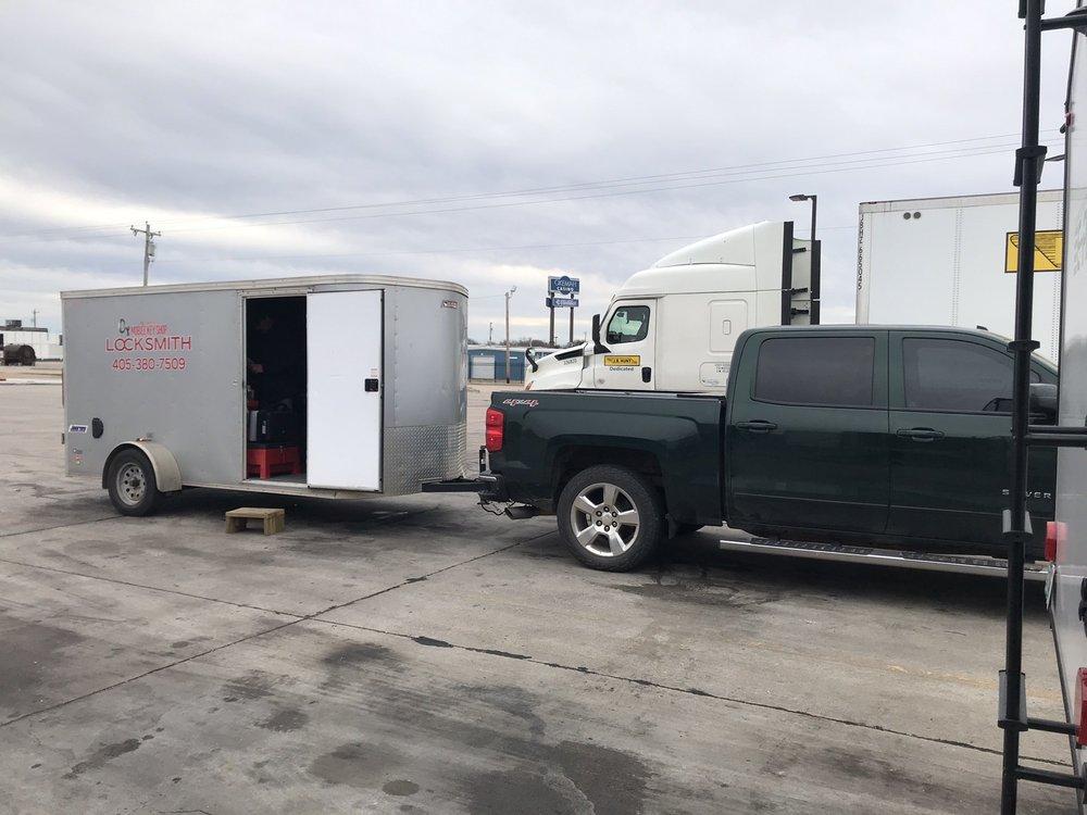 Webber's Mobile Key Shop: 800 N Milt Phillips Ave, Seminole, OK
