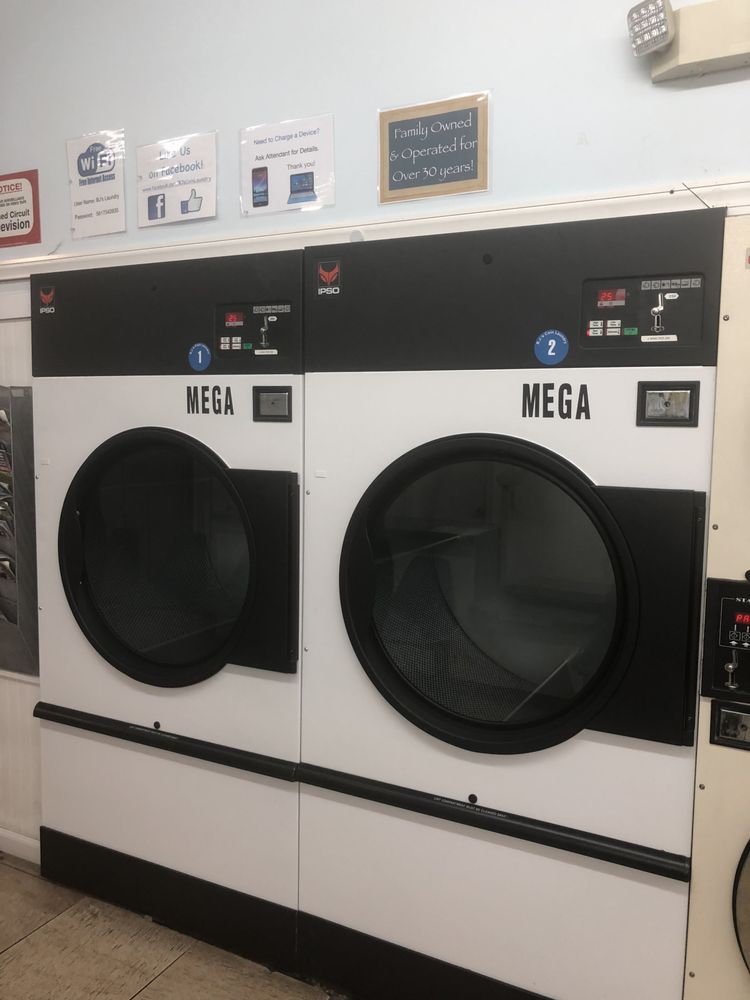 BJ's Coin Laundry: 1404 W Boynton Beach Blvd, Boynton Beach, FL
