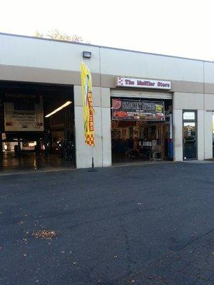 The Muffler Store