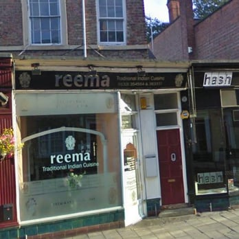 Reema Indian Restaurant Darlington