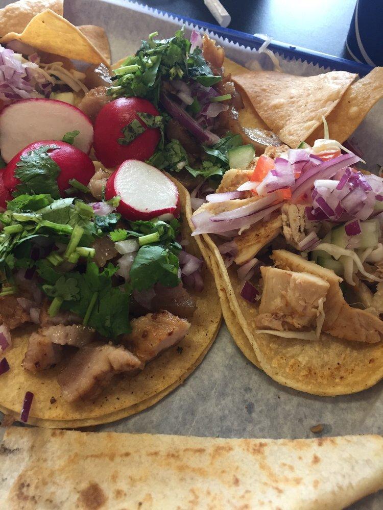 Super Taqueria Las Salsas: 1154 State St, Bridgeport, CT