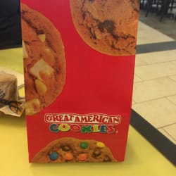 Great American Cookies Bakeries 2028 Florence Mall Florence Ky