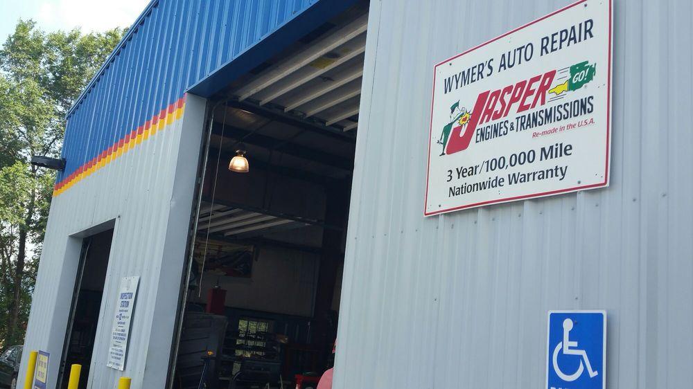 Wymer's Auto Repair: 27362 Old Valley Pike, Toms Brook, VA