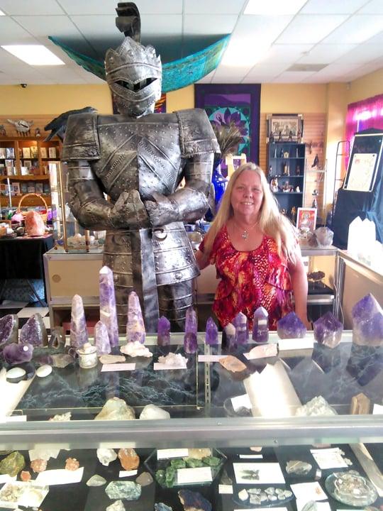 The Mystical Heart Spiritual Center & Store: 12020 Lebanon Rd, Mount Juliet, TN