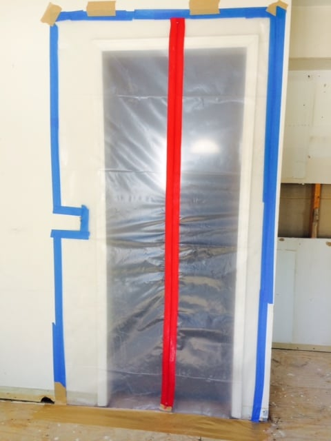 Zipper Plastic Doors Photo Of Bt Commercial Services Clawson Mi