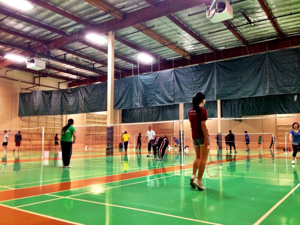 student exercise and badminton club Lesson plan: badminton the student will be able to underhand serve a birdie with a mature pattern a badminton club can be started after school.