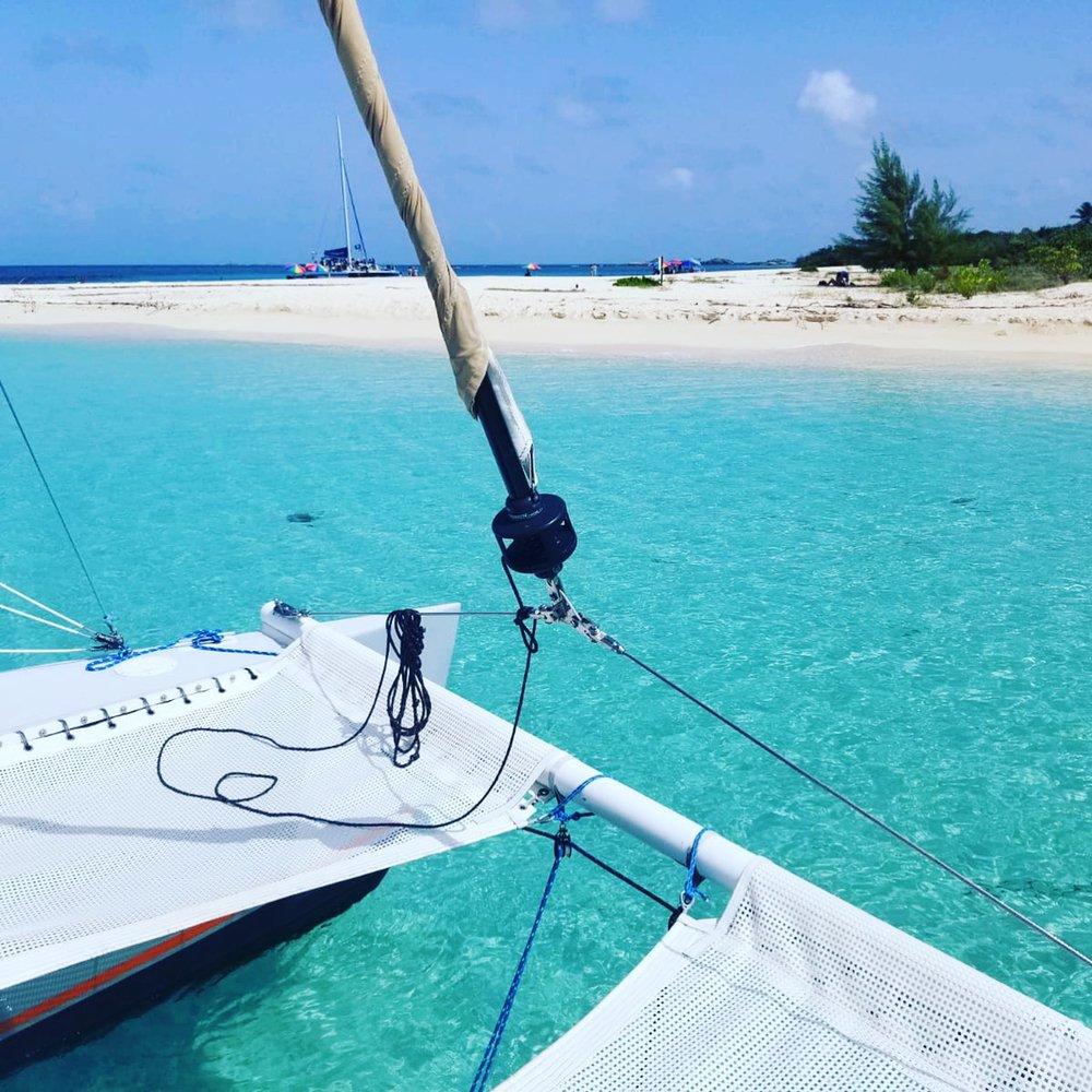 Catamaran Getaway: Villa Marina Yacht Harbour, Fajardo, PR
